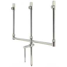 NGT - Stainless Steel Adaptable 3-Rod System