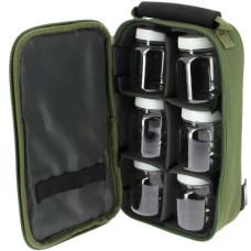 NGT - 6 Pot Green Glug Bag
