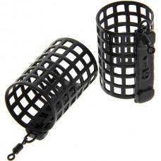 NGT - Round Metal Cage Feeders 10-pack
