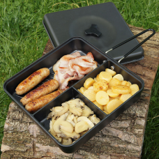 NGT - Compact 3 Way Multi Section Frying
