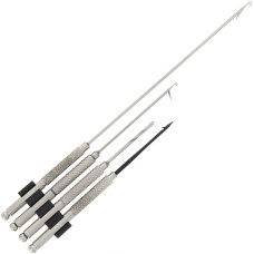 NGT - 4pc Stainless Steel Baiting Set