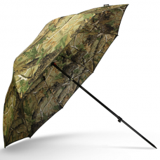 "NGT - 45"" Standard Camo Brolly"